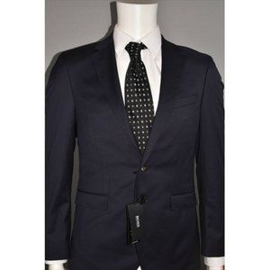 HUGO BOSS NEW Extra Slim Fit Jacket in Pure Wool